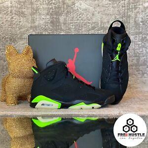 Jordan 6 Retro, Electric Green, 11M - Brand new in a box