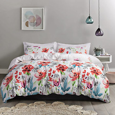 Soft Bedding Quilt Set Lightweight Microfiber Twin Comforter With Pillows Cover
