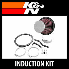 K&N 57i Performance Air Induction Kit 57-5500 - K and N High Flow Original Part
