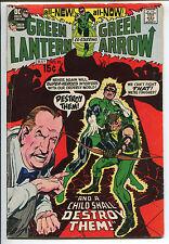 Green Lantern #83 - Destroy Them! - (Grade 6.0) 1971