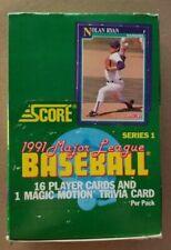 Score Pack Baseball Cards For Sale Ebay