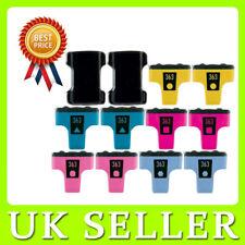 12 ink Cartridge unbrand fits HP 363 Photosmart 3108 3110 3210xi 8230 8238 8250