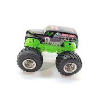 Hot Wheels Monster Jam Grave Digger 4 Time Champion Thailand Mattel 1:64 Loose