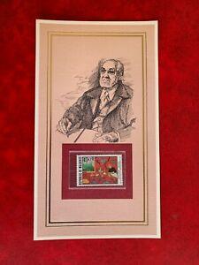 MALDIVES 1979 CARD ISP MNH ART HENRI MATISSE HARMONY IN RED 1908