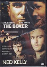 The Boxer / Ned Kelly (DVD, 2013)