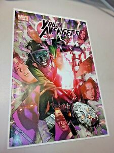 Young Avengers #5 2005 Marvel Comics Kang 1st cover appearance Kate Bishop