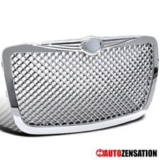 2004 2005-2010 Chrysler 300/ 300C Bentley Style Chrome Grille