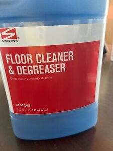 Swisher Floor cleaner and degreaser 1 gal