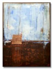 HANDGEMALT BILDER MALEREI KUNST Original Gemälde ACRYL modern MICO 60x80 ART