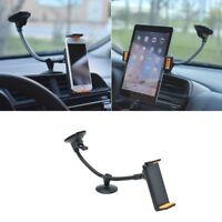 """Universal Car Windshield Suction Holder Mount Stand For 4""""-10"""" Tablet PC Phone"""