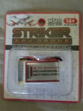 Striker spy drone battery World Tech Toys Rechargable 3.7v 500mAh Spare Battery
