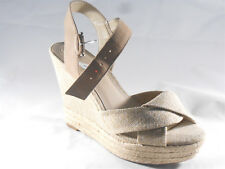 GUESS LOS ANGELES  (SANDA3 WEDGE SANDAL) WOMENS SIZE 9 BRAND NEW!!!