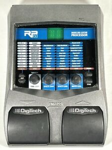 Digitech RP150 Guitar Modeling Multi Effects Processor Bypass