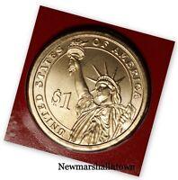 2009 D James K Polk ~ Satin Mint Coin ~ Pos B ~ In 2x2 Coin Flip