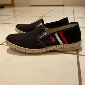 Brand New Polo Ralph Lauren Navy Shoes US9 UK8 EUR42
