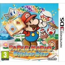 Jeu 3DS PAPER MARIO STICKER STAR