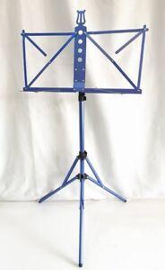 SUPER LIGHT MUSIC STAND (BLUE COLOUR)