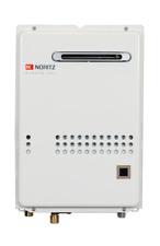Noritz NRC661−OD−LP Outdoor Tankless Water Heater - Propane