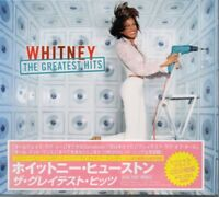 Whitney Houston The Greatest Hits 2 CD JAPAN