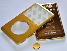 Custom Gold-Colored Front/Back for iPod 6.5th Gen Classic 120GB