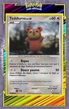 🌈Teddiursa - DP02:Trésors Mystérieux - 105/123 - Carte Pokemon Neuve Française