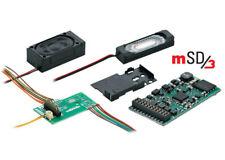 """Märklin H0 60977 Decodificador Sonido mSD3"""" Para Locomotoras Eléctricas"""" -Nuevo"""