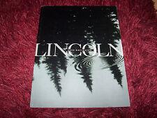 Catalogue / Brochure LINCOLN Navigator 2000 USA //