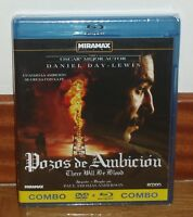 PUITS D'AMBITION - COMBO BLU-RAY+DVD - SCELLÉ - NEUF - DRAMA - 1 OSCAR