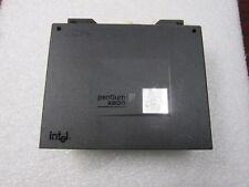 INTEL SL2XU PENTIUM III XEON 500/100/512 S2 CPU WITH HEATSINK HP 179616-002