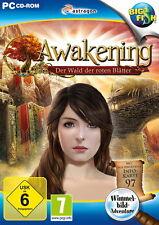 AWAKENING * DER WALD DER ROTEN BLÄTTER * WIMMELBILD-SPIEL  PC CD-ROM