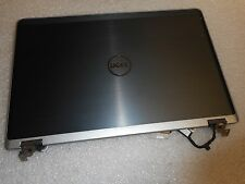Genuine Dell Latitude E6230 laptop Lcd back Cover Lid W/ Hinges-(LAF06)- R4N95
