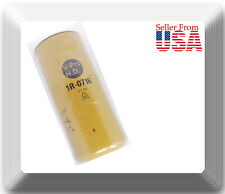 1R0716 Full Flow Spin-on Oil Filter Fits: Kenworth Advance Mixer Ford GMC