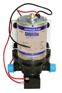 Shurflo Trail King 10 Water Pump 12V 30PSI 10Litres/Minute Caravan Motorhome