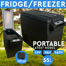 35l Portable Freezer Fridge Camping Car Boat Caravan Cooler Refrigerator AU