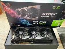 ASUS GeForce GTX 1070 ROG STRIX GAMING 8GB GDDR5 (VR Ready PC Graphics Card)