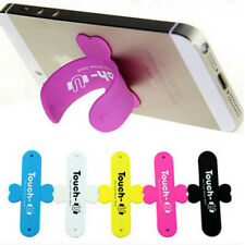 Universal Fashion Mobile Phone Bracket Smartphone Touch U Silicone Stand Holder