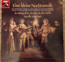 Eine Kleine Nachtmusik Toy Symphony: Handel's Largo Jesu LP ASD3375