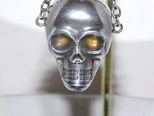 Antique Russian Silver Watch Fob, Polish Motif With Poison Skull Bottle, 1899-08