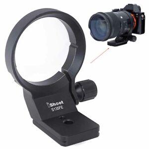 Stativschelle Stativring Objektiv Montage für Sigma 20mm F/1.4 DG HSM Art (E)