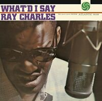 RAY CHARLES - WHAT'D I SAY  CD NEW!