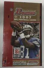 2007 Bowman Football Hobby Box Factory Sealed
