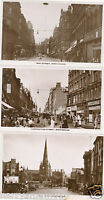Postcard x 3 Birmingham L W Lewis new & corporation street bull ring 7