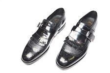 NEW CHURCH'S Dress Leather Shoes Model SHANGAY Size Eu 41 Uk 7 Us 8 (H3)