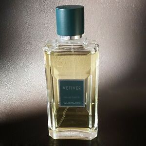 Guerlain Vetiver Eau de Toilette - Sample/Decant/Travel Size 5 ml 10 ml