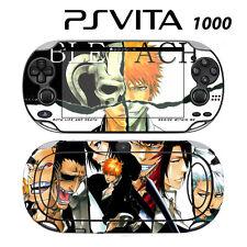 Vinyl Decal Skin Sticker for Sony PS Vita PSV 1000 Bleach Ichigo 1