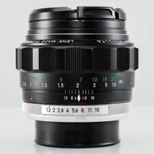Minolta MC Rokkor-PG 58mm f/1.2 MF Prime Lens (EX)