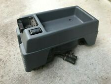 Toyota Land Cruiser 40 Series late model center console with heater FJ40 BJ40