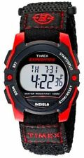 """Timex T49956, Women's """"Expedition"""" Black Wrapstrap Watch, Indiglo, T499569J"""