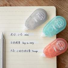 5m Roller transparent cute correction tape stationery office school supplies ^ss