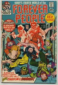 Forever People 4 First DeSaad High Grade